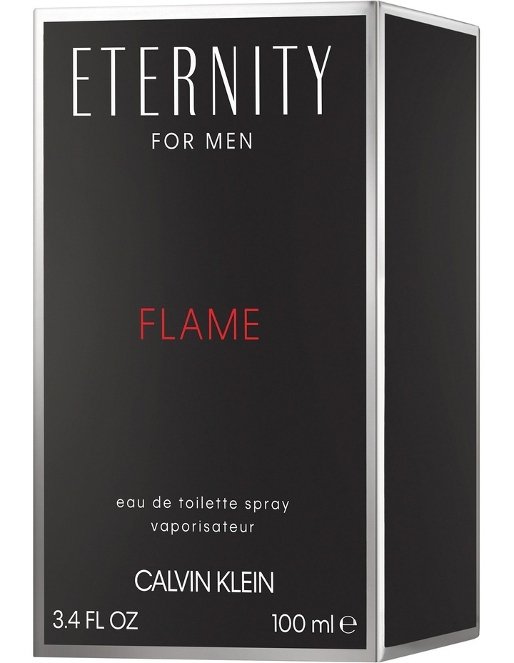Eternity Flame Men EDT 50ML image 2