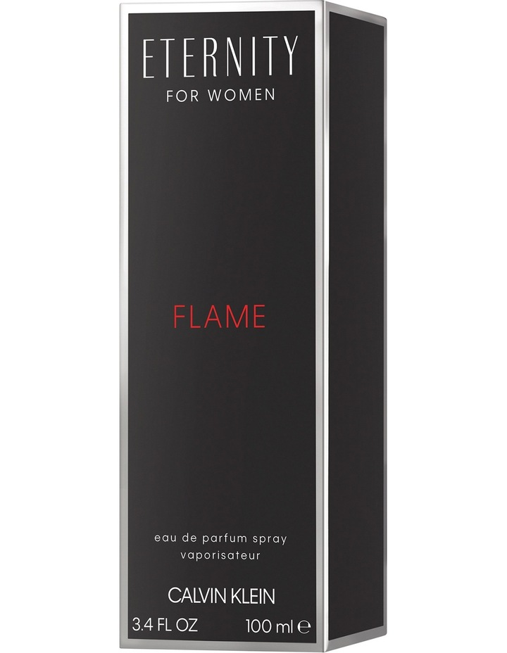 Eternity Flame Women EDP 100ML image 2