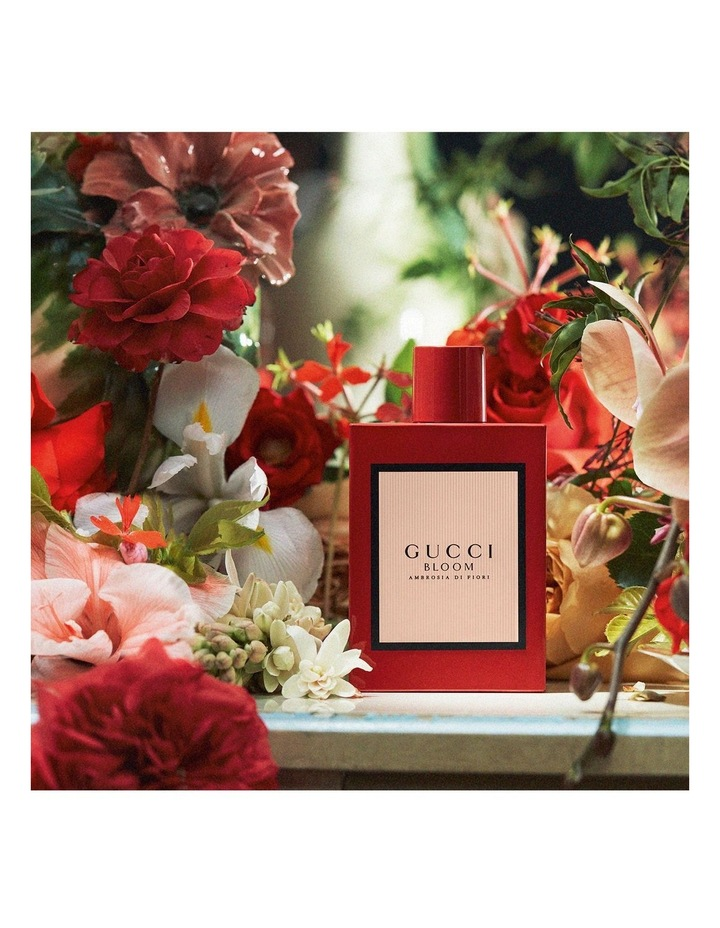 Gucci Bloom Ambrosia di Fiori Eau de Parfum Intense For Her image 3