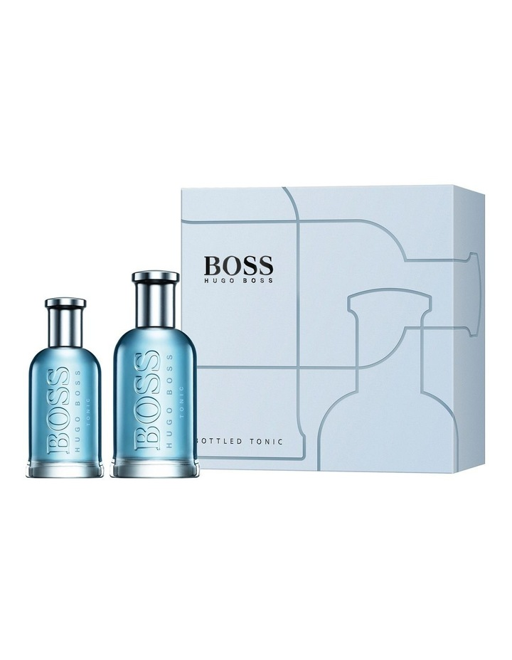 Boss Bottled Tonic Eau De Toilette Gift Set image 1