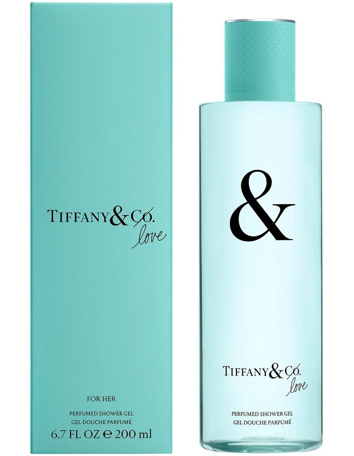 Tiffany & Love Shower Gel - Women 200ml -6.7 fl oz image 2