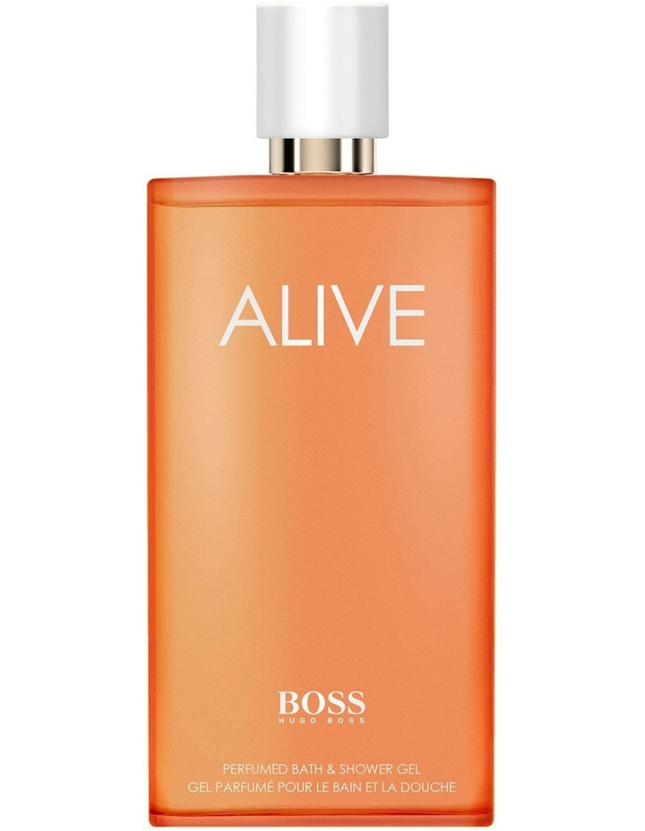 BOSS Alive Perfumed Bath and Shower Gel 200ml image 1