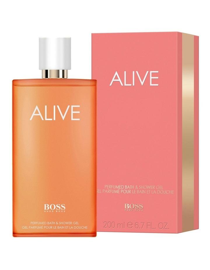 BOSS Alive Perfumed Bath and Shower Gel 200ml image 2
