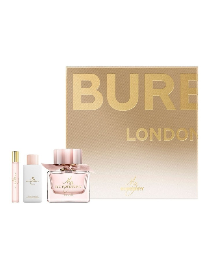 My Burberry Blush 90ml EDP Set  EDP 90ml + Blush BL 75ml + Blush Spray 7.5ml image 1