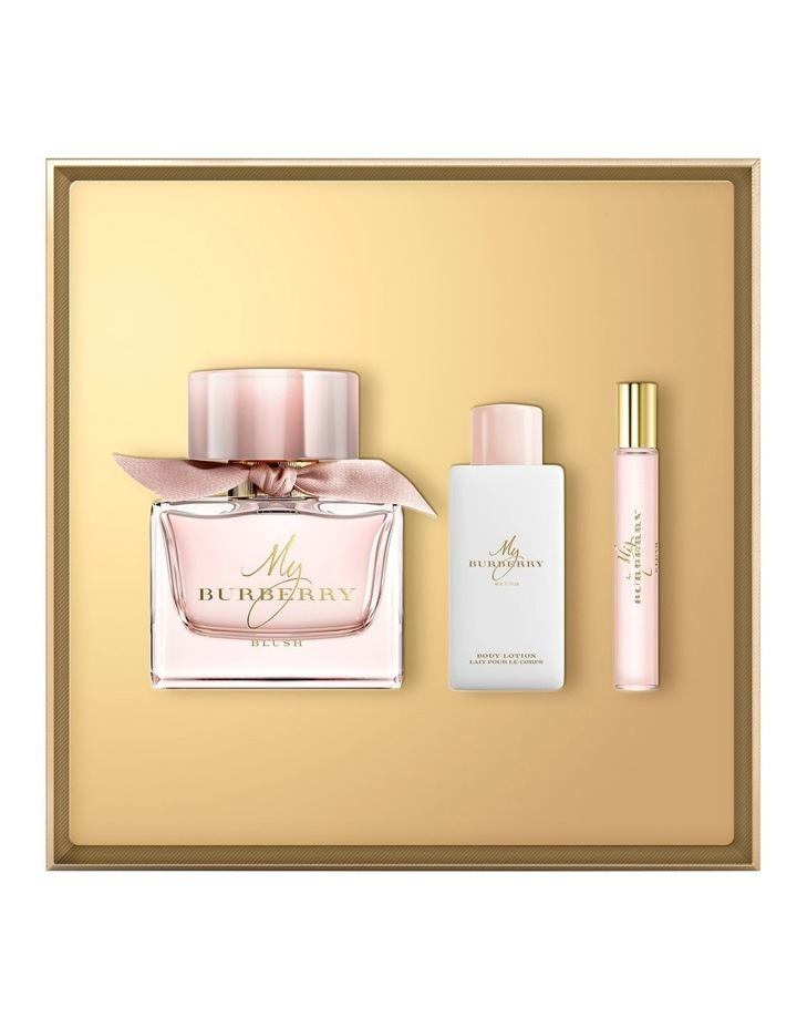 My Burberry Blush 90ml EDP Set  EDP 90ml + Blush BL 75ml + Blush Spray 7.5ml image 3