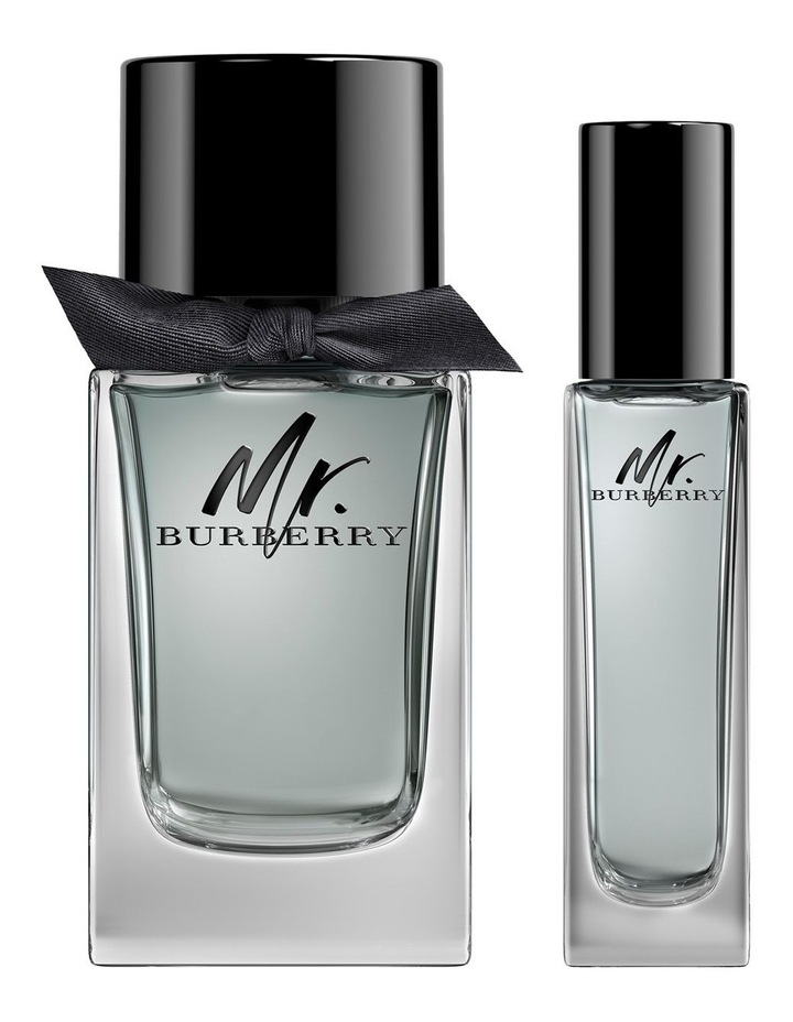 Mr. Burberry 100ml EDT Set ( 100Ml  + Travel Spray 30ml) image 3