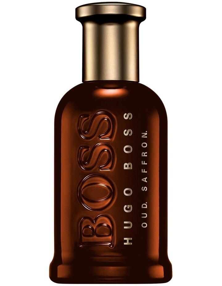 BOSS Bottled Oud Saffron Limited Edition Eau de Toilette 100ml image 1