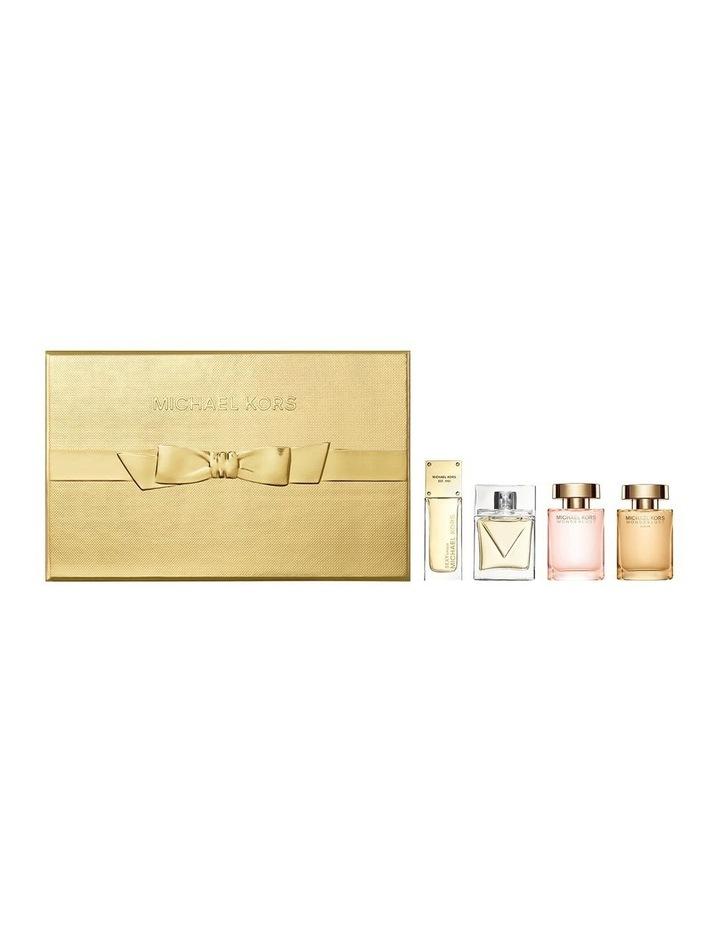 Michael Kors House of 4 Piece Mini Deluxe Set image 1