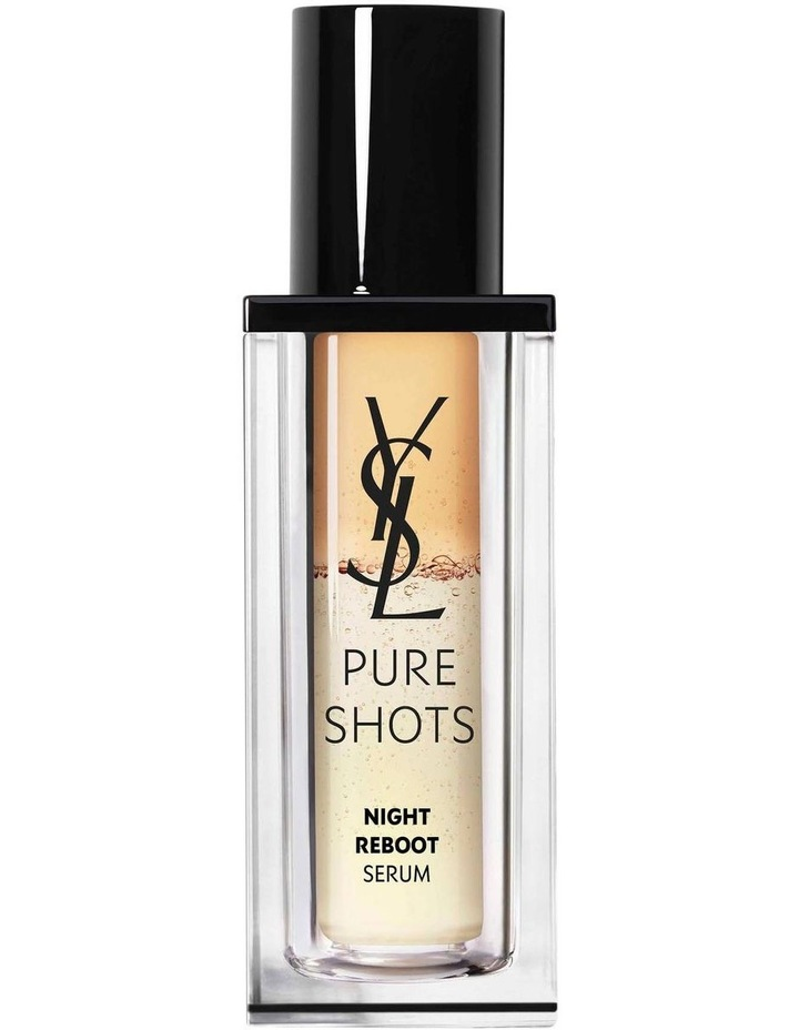 Pure Shots Night Reboot Serum 30ml image 1