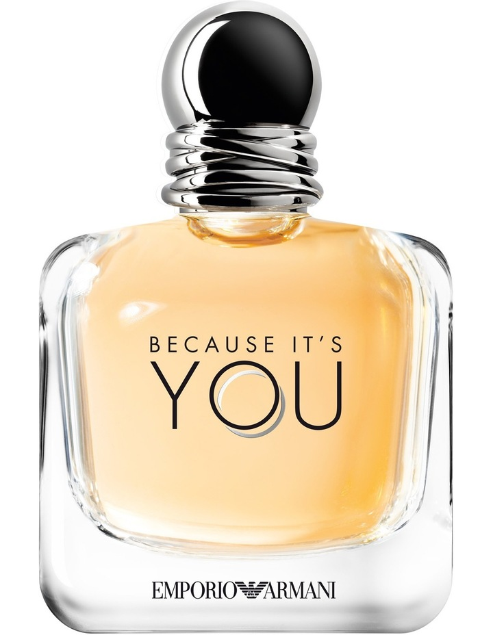 Because It's You For Armani Her Giorgio Edp USzVGqMp
