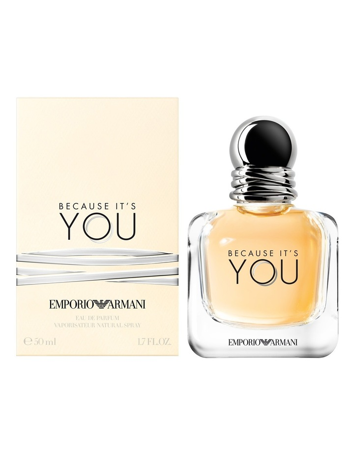 Giorgio Armani Because Its You Edp For Her Myer