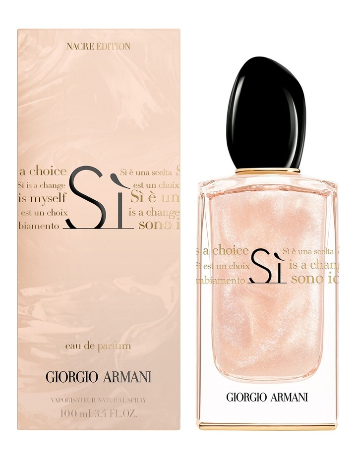 Si Nacre Limited Edition EDP image 1