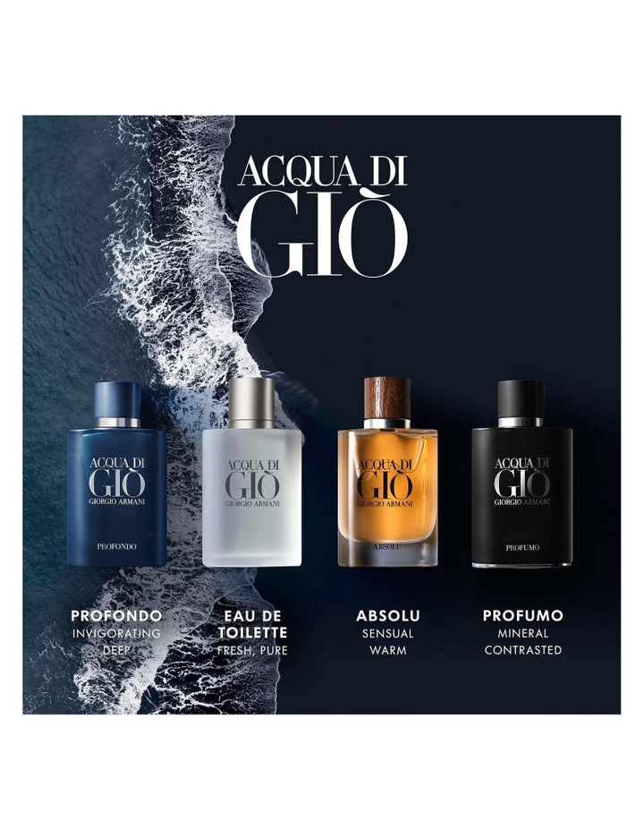 Acqua di Gio Pour Homme Aftershave Balm image 4