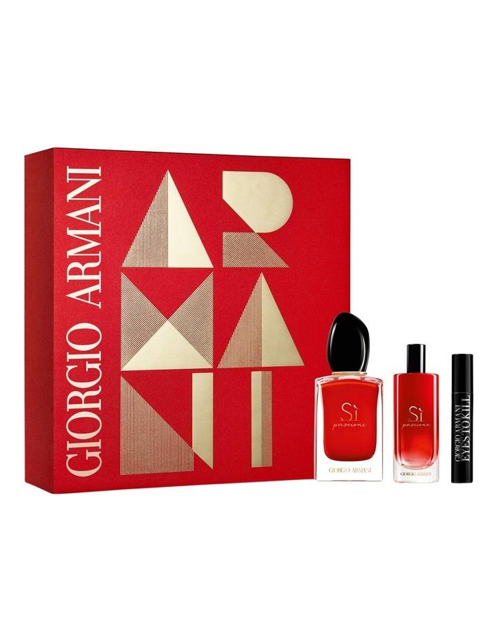 Sì Passione EDP 50ml Christmas Gift Set image 1