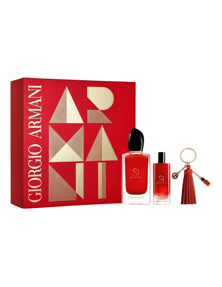 Sì Passione EDP 100ml Christmas Gift Set image 1