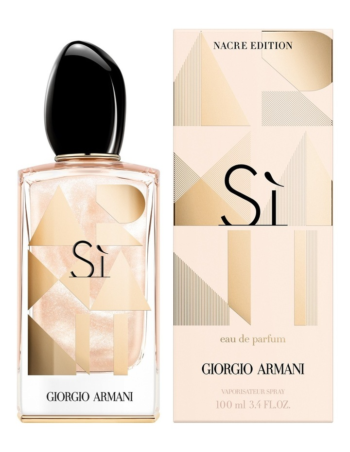 Sì Nacre EDP Limited Edition 100ml image 1