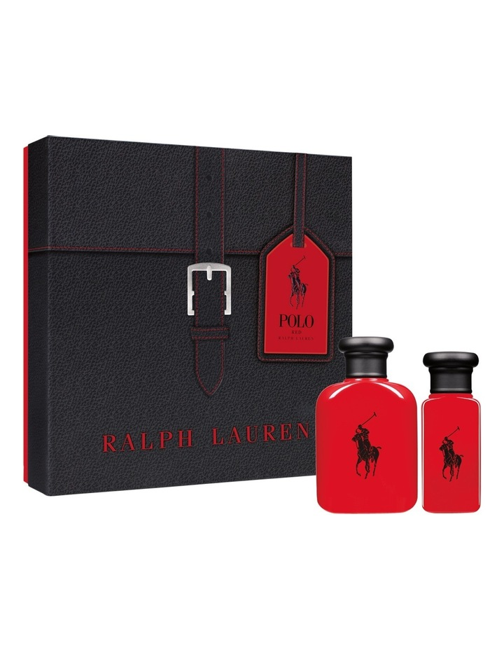Polo Red EDT 75ml Set image 1
