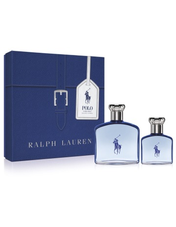 Ralph Lauren Polo Ultra Blue 125ml Set 10cfc3358b23