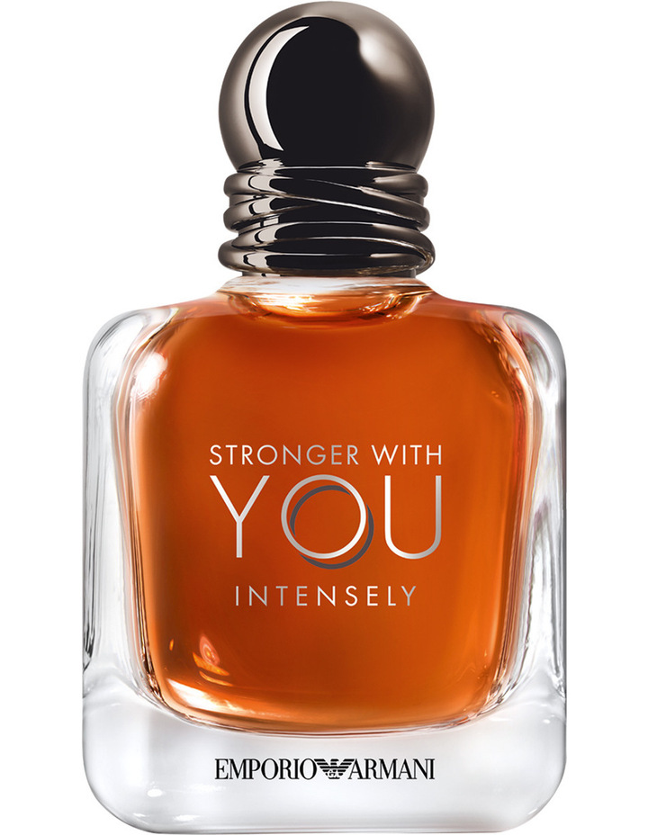 Emporio Armani Stronger With You Intensely image 1