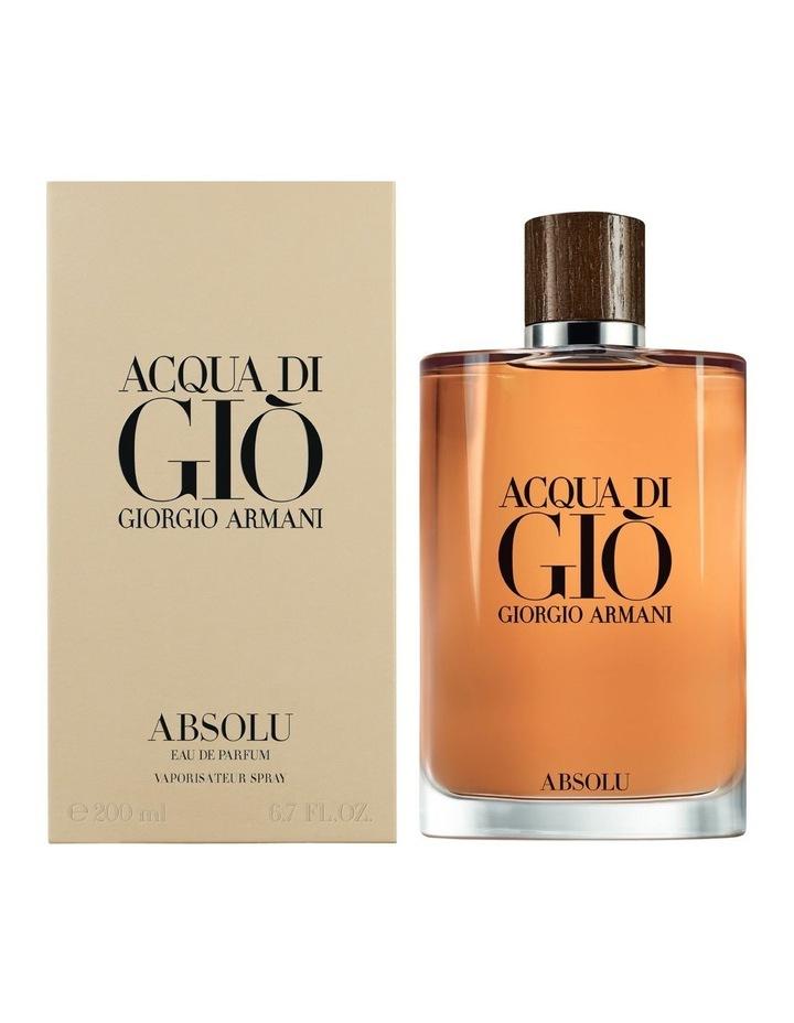 Acqua Di Gio Absolu EDP 200ml image 1