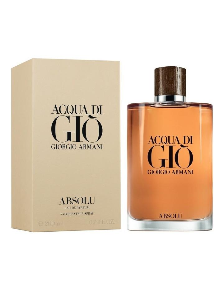 Acqua Di Gio Absolu EDP 200ml image 2
