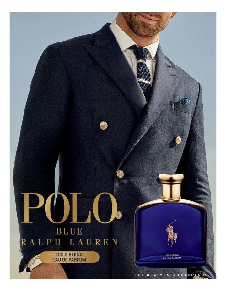 Polo Blue Gold Blend Eau de Parfum 125ml image 4