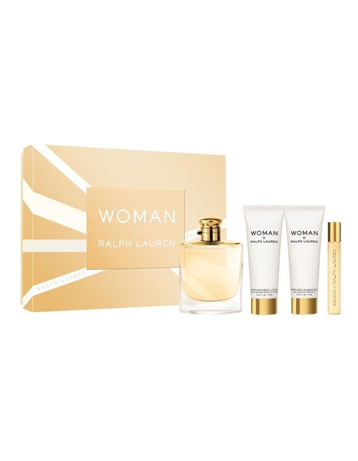 Woman Eau de Parfum 100ml Gift Set image 1