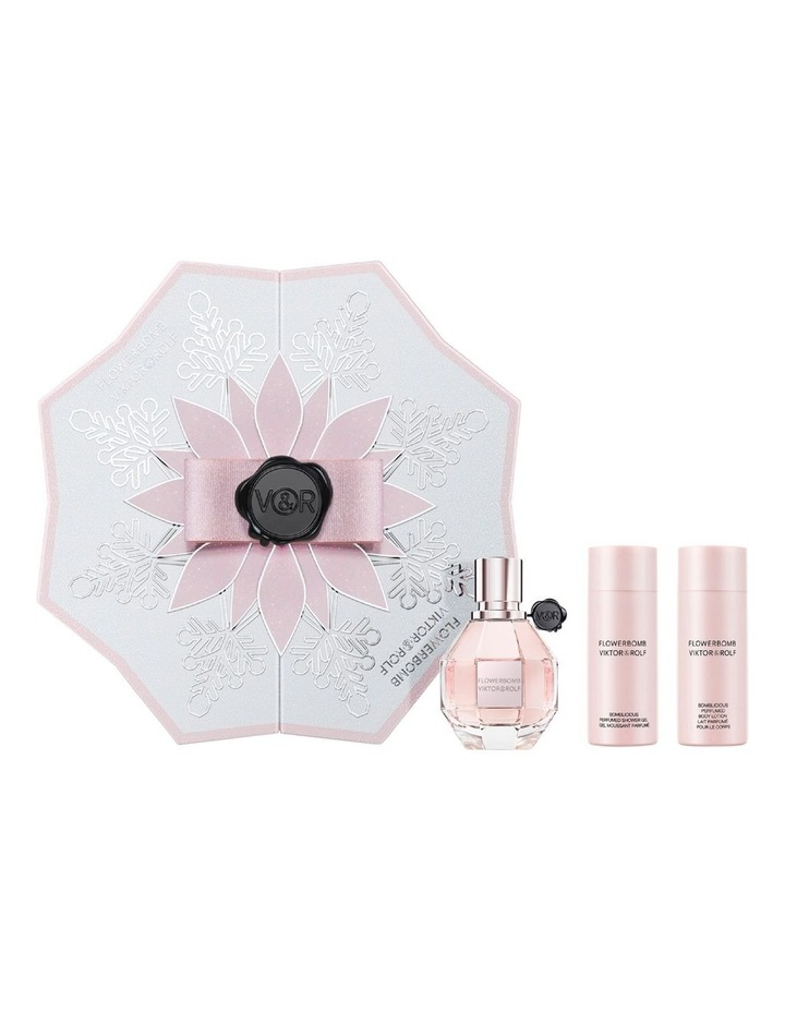 Flowerbomb Eau de Parfum 50ml Luxury Gift Set image 2