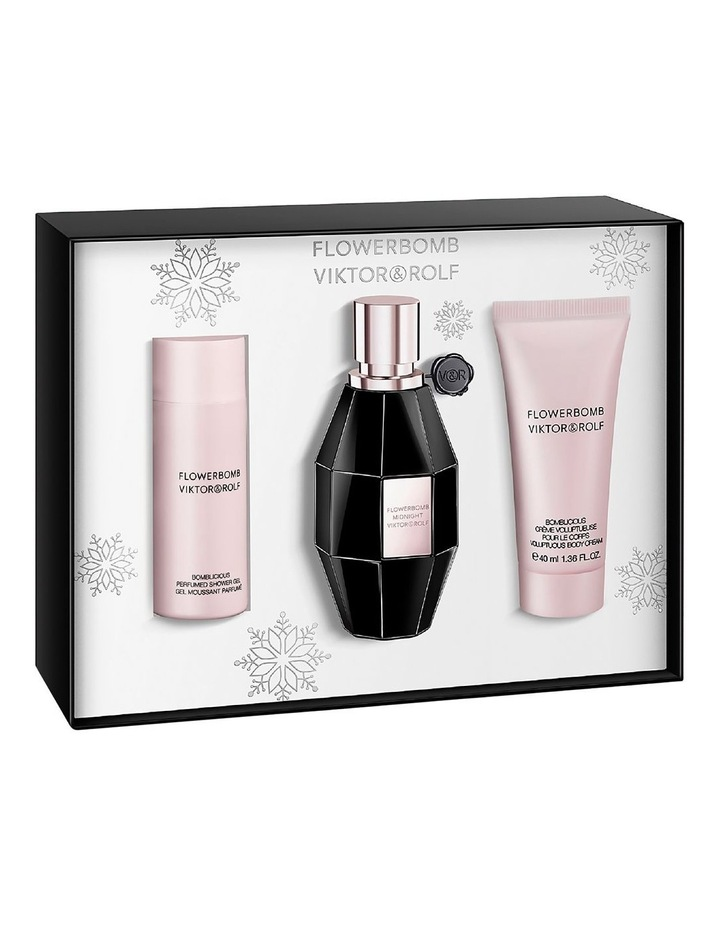 Flowerbomb Midnight Eau de Parfum 50ml Gift Set image 1