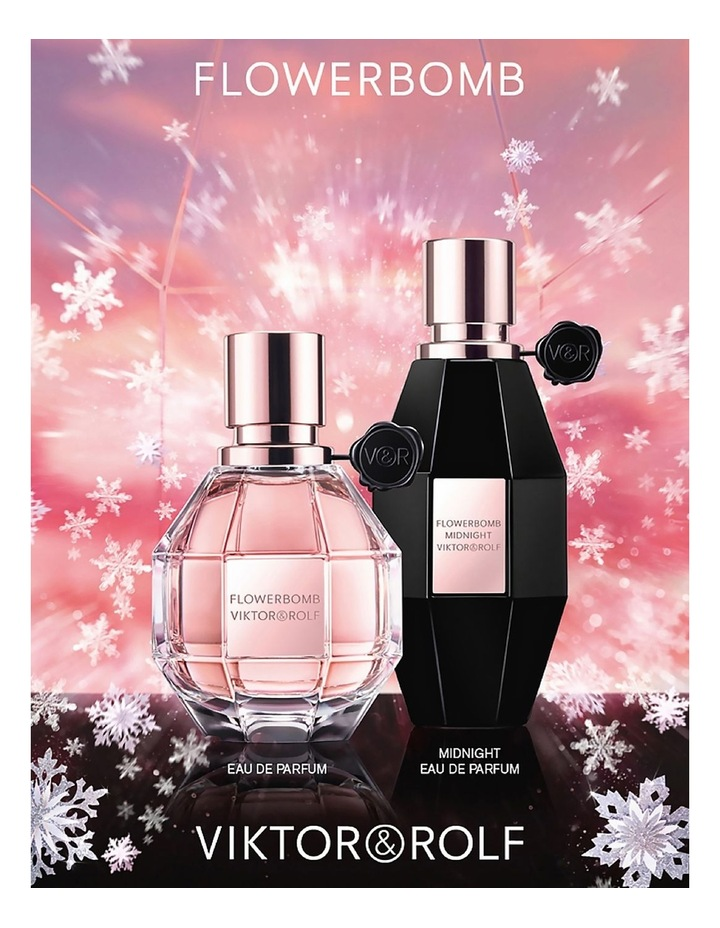 Flowerbomb Midnight Eau de Parfum 50ml Gift Set image 3