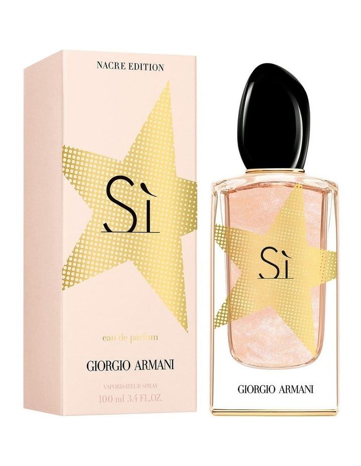 Sì Eau de Parfum Nacre Edition 100ml image 3