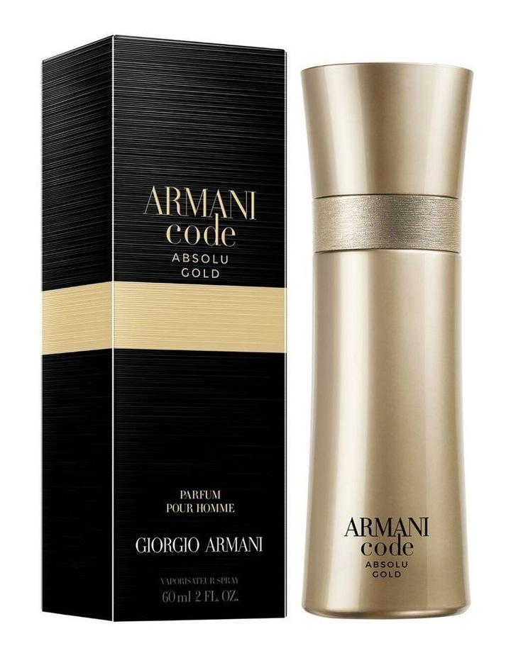Armani Code Absolu Gold Eau de Parfum 60ml image 1