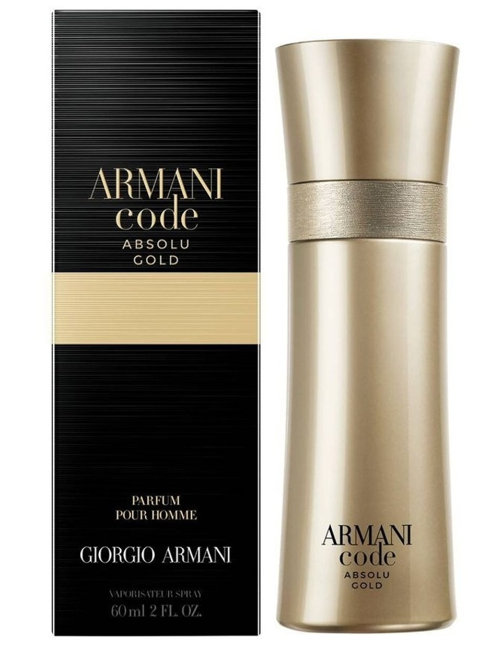 Armani Code Absolu Gold Eau de Parfum 60ml image 2