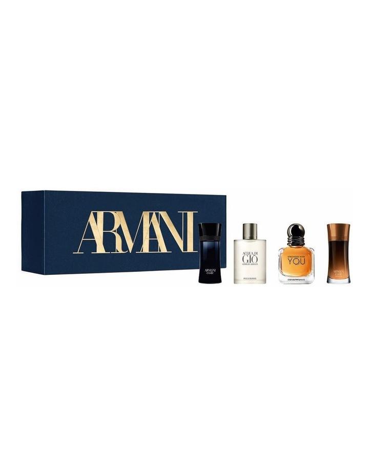 Armani Miniature Male Gift Set image 1