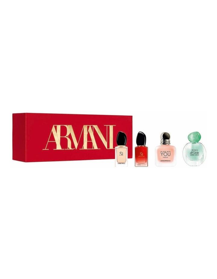 Armani Miniature Female Gift Set image 1
