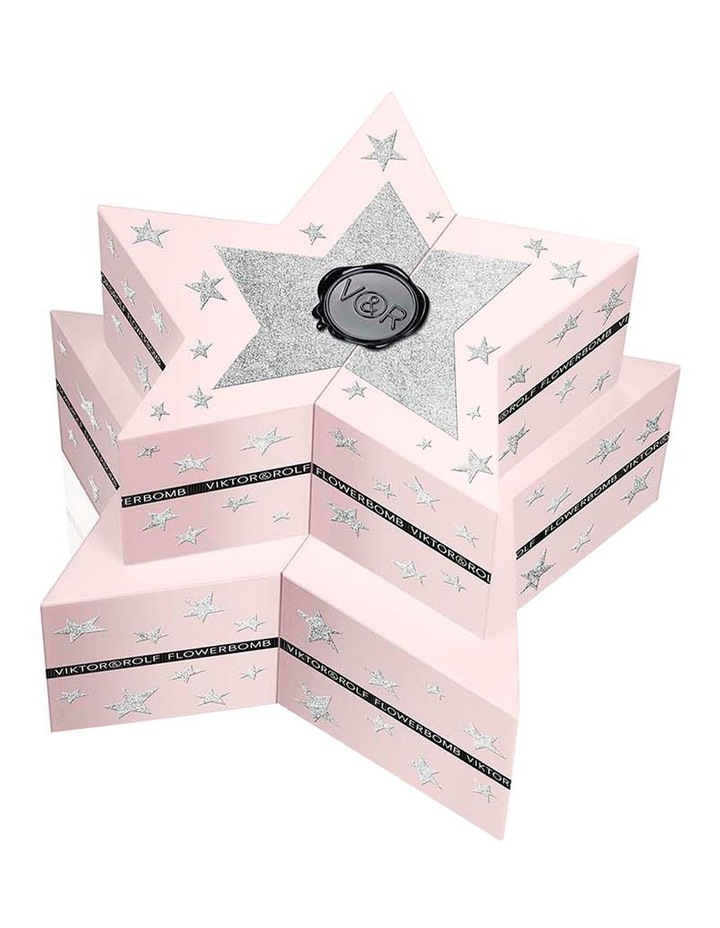 Flowerbomb Eau De Parfum 50ml Luxury Holiday Gift Set image 2