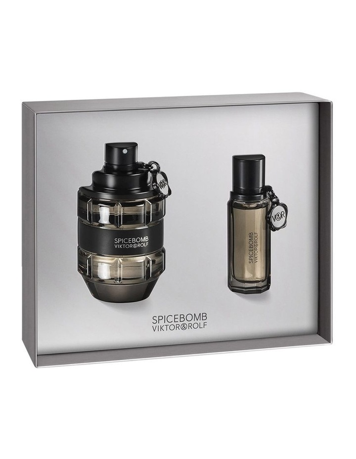 Spicebomb Eau De Toilette 90ml Holiday Gift Set (valued at $170) image 1