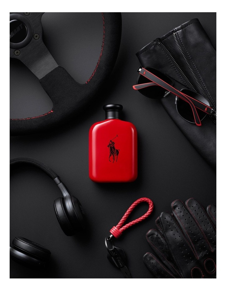 Polo Red Eau De Toilette 125ml Holiday Gift Set image 2