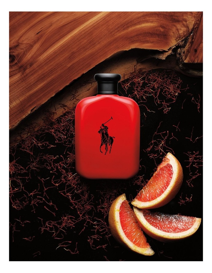 Polo Red Eau De Toilette 125ml Holiday Gift Set image 3