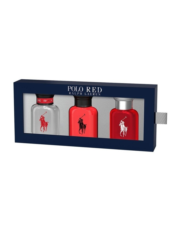 Polo Red 40ml Trio Holiday Gift Set image 1