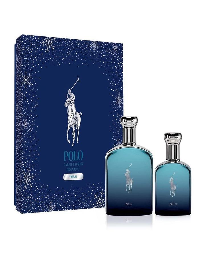 Polo Deep Blue Parfum 125ml Holiday Gift Set image 1