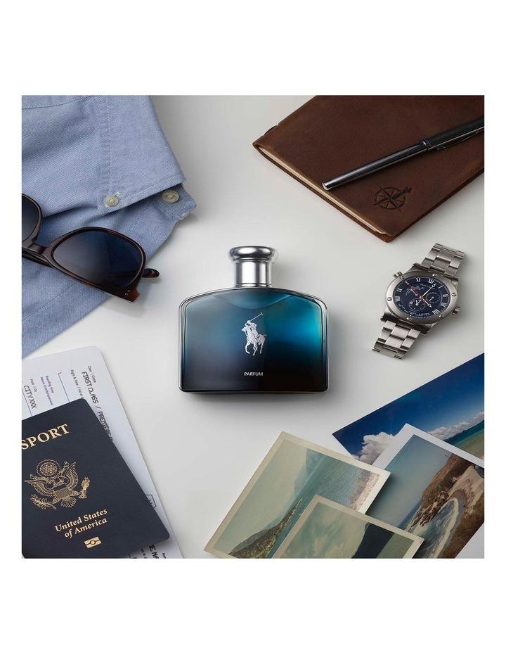 Polo Deep Blue Parfum 125ml Holiday Gift Set image 3