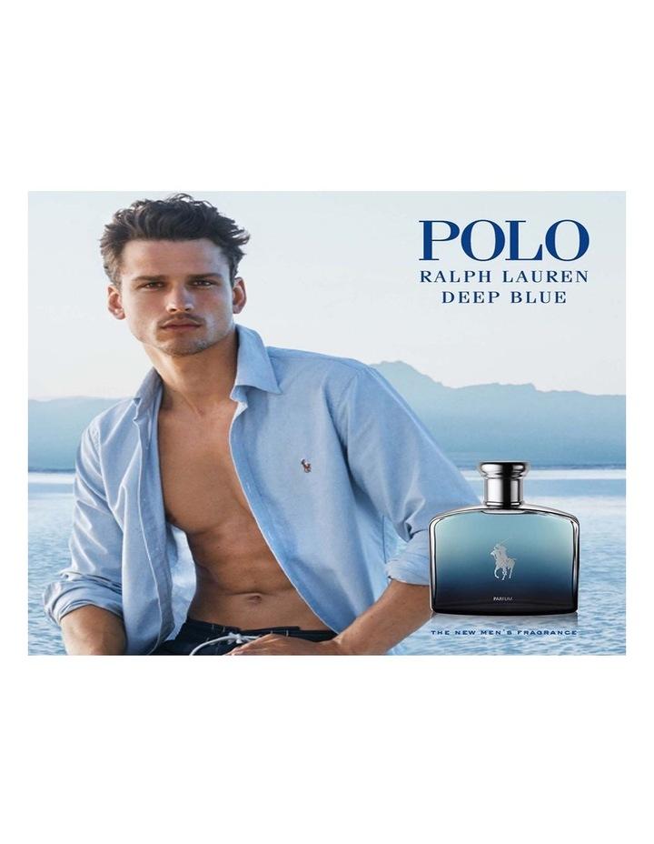 Polo Deep Blue Parfum 125ml Holiday Gift Set image 6