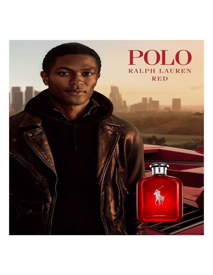 Polo Red Eau De Parfum 125ml Holiday Gift Set image 5