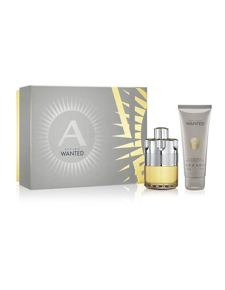 Wanted EDT 100ml Gift Set (EDT 100ml   Hair & Body Shampoo 100ml) image 1