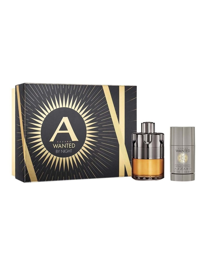 Wanted By Night EDP 100ml Gift Set image 1