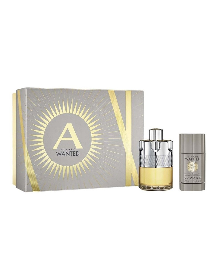 Wanted EDT 100ml Gift Set image 1