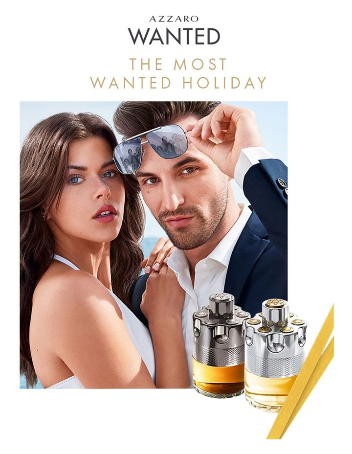 Wanted EDT 100ml Gift Set image 7