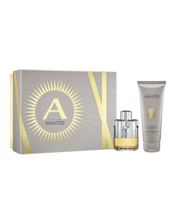 Wanted Eau De Toilette 50ml Gift Set image 1
