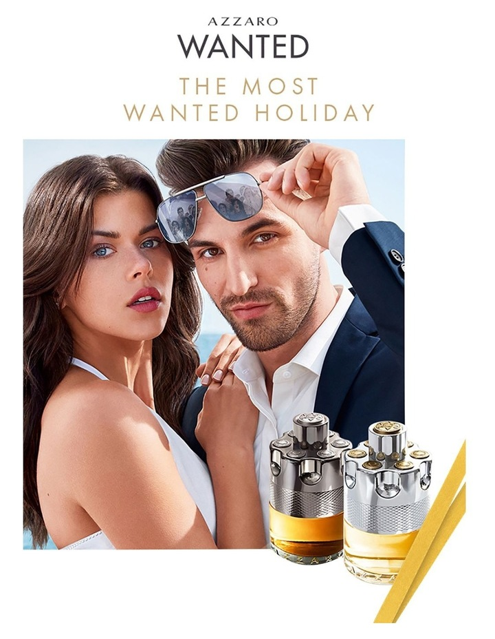 Wanted Eau De Toilette 50ml Gift Set image 7